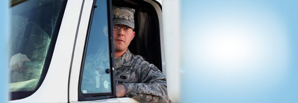 Service Member Using GI Bill For CDL Training