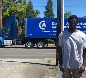 Christian Tillman Brooks A Recent CDS Truck School Auburn Graduate