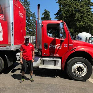 David Moorehead - CDS Truck School Port Orchard Graduate