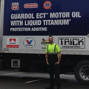 Erik Adkins CDS Truck School Graduate