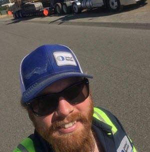 CDS Truck School Graduate Josh Turner