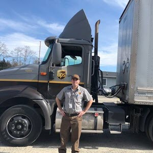 Ryan Long CDS Truck School Auburn Braduate