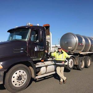 Talon Hutchinson Is A Recent Graduate Of CDS Truck School