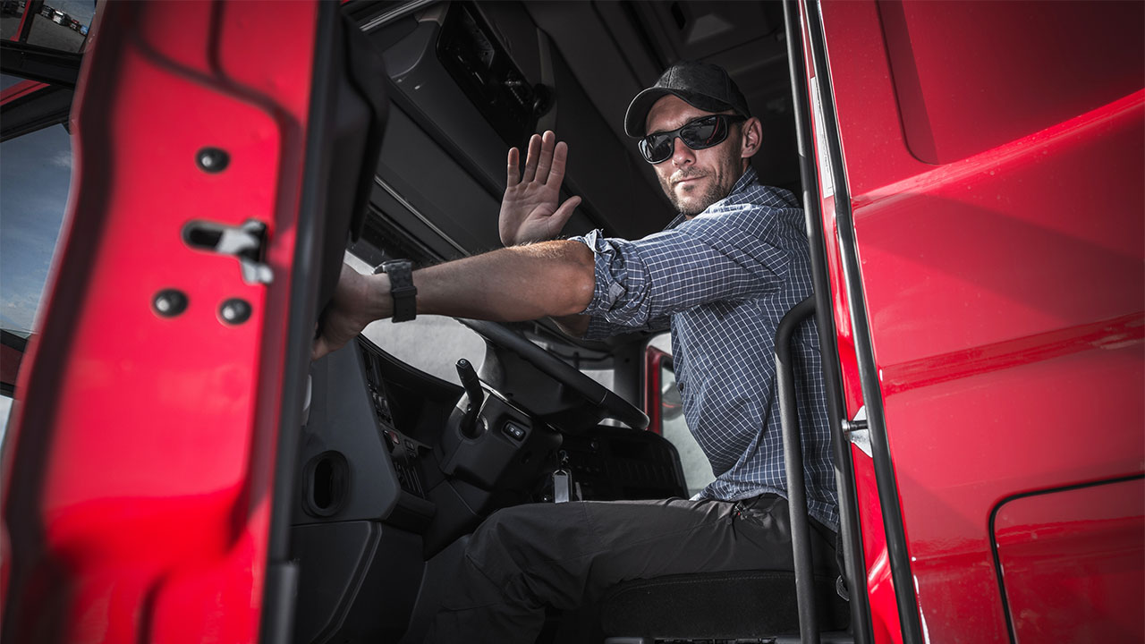 Commercial Truck Driver School - Be Home Every Night